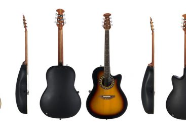 Crece la Glen Campbell Signature Collection de Ovation Guitars