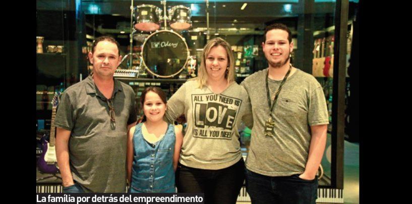 Dos nuevas tiendas de Music Store en Espírito Santo