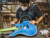 PRS Guitars activa en los países de habla hispana