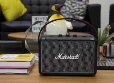 Marshall Headphones presenta los nuevos altavoces Kilburn II y Woburn II