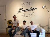 Nuevos en el mercado, los productos de Bamboo están en destaque