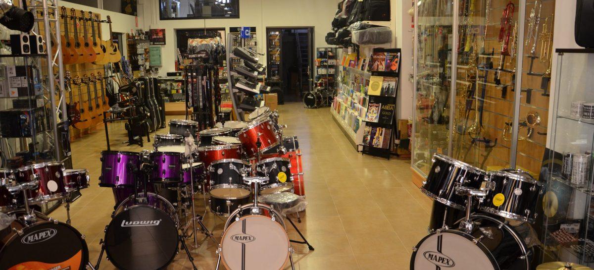 Musical Campos: instrumentos, alquiler, reparación y mucho más