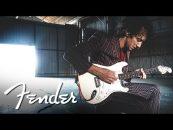 Fender presenta la guitarra Albert Hammond Jr Stratocaster