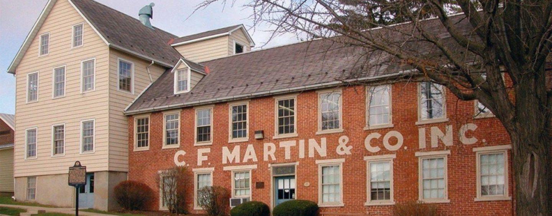 Complejo de Martin Guitar es nombrado Monumento Histórico Nacional
