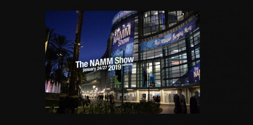 NAMM Show 2019: Adam Hall North America presenta sus innovaciones