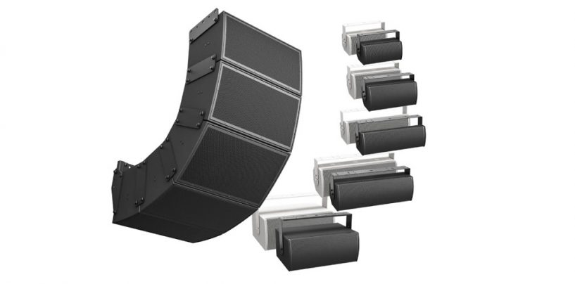 Nuevos altavoces ArenaMatch de Bose Professional