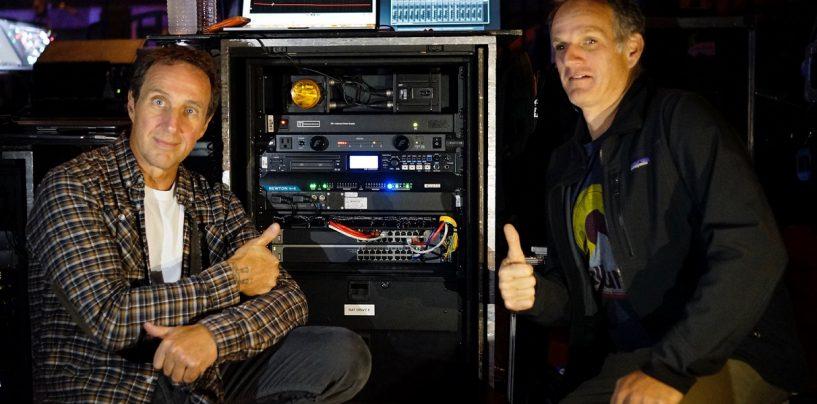 Rat Sound elige la plataforma de procesamiento Newton de Outline