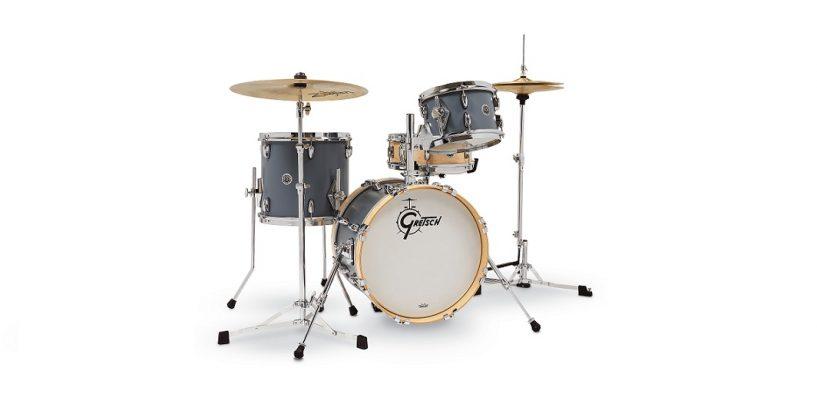 Gretsch Drum presenta el Brooklyn Micro Kit