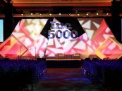Artiste Picasso de Elation iluminó la gala de los premios Inc. 5000