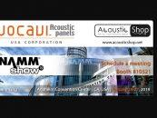 NAMM Show 2019: JOCAVI se presentará una vez más en el NAMM Show