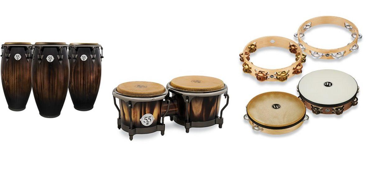 NAMM Show 2019: Latin Percussion celebra su 55 aniversario con ediciones limitadas de instrumentos
