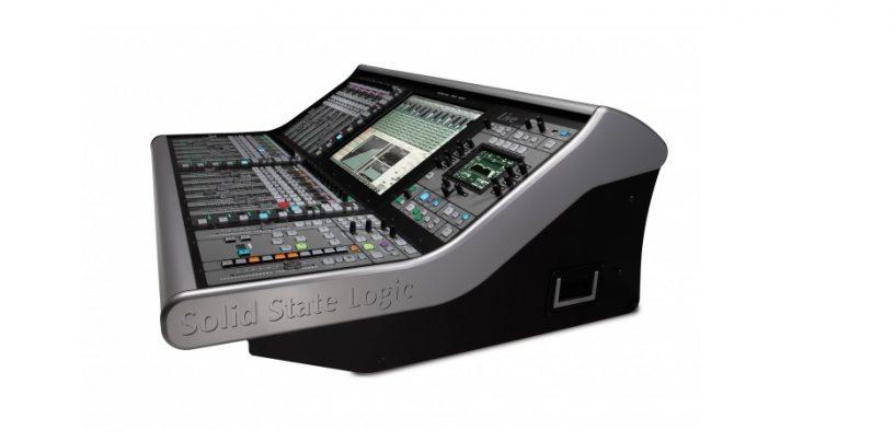 SSL anuncia las nuevas consolas SSL Live L350 y L550