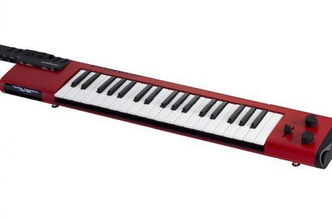 NAMM Show 2019: Yamaha presentó la Sonogenic SHS-500 keytar y los pianos de escenario CP73 y CP88