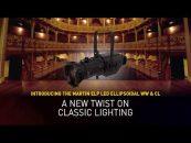 Martin Lighting presenta las luminarias elipsoides ELP LED