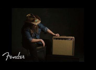Fender presentó el nuevo amplificador '62 Princeton Chris Stapleton Edition