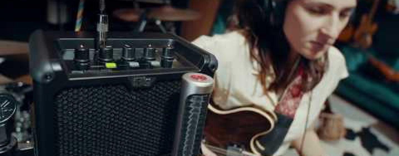 IK Multimedia anunció recientemente el iRig Micro Amp
