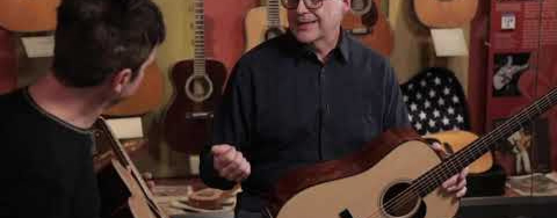 Martin Guitar presentó las nuevas guitarras de la Modern Deluxe Series