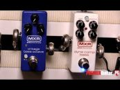 Ya está disponible el compresor MXR Dyna Comp Bass de Jim Dunlop
