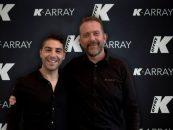 Pablo Manoukian se une a la familia K-array