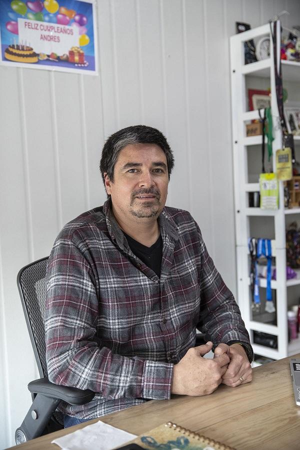 Robe Kona Mexico Andres Marroquin kon