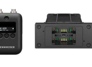 Sennheiser presentó recientemente su nuevo transmisor SK 6212