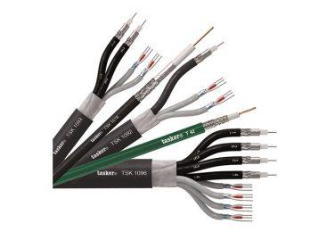 Tasker presenta gama de cables coaxiales