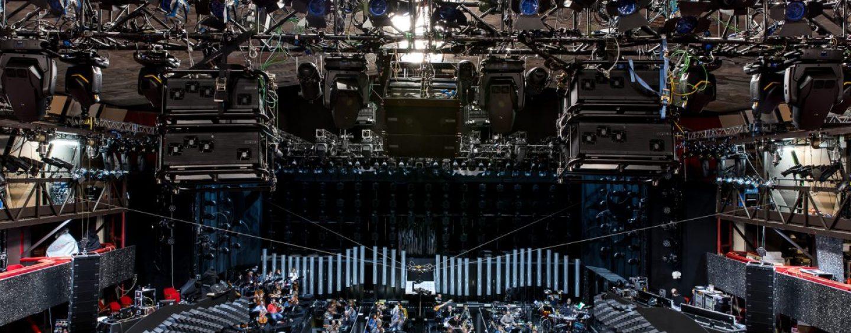 El 69º Festival de la canción italiana cuenta con la Serie VIO de dBTechnologies