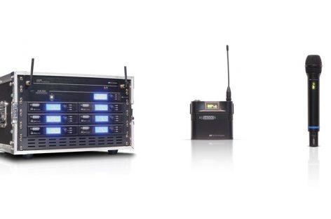 Nuevo RS16000 Touring Rack de dBTechnologies