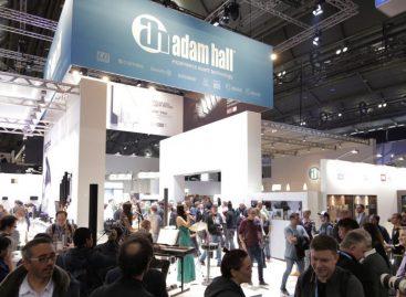 Adam Hall Group estará en la feria Prolight + Sound 2019