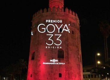Ayrton Ghibli ilumina los Premios Goya de la industria cinematográfica española