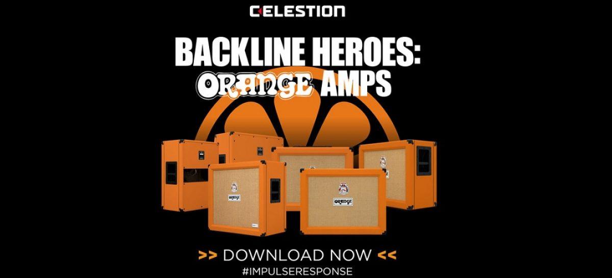 Celestion presenta los nuevos Impulse Responses de Orange Amps