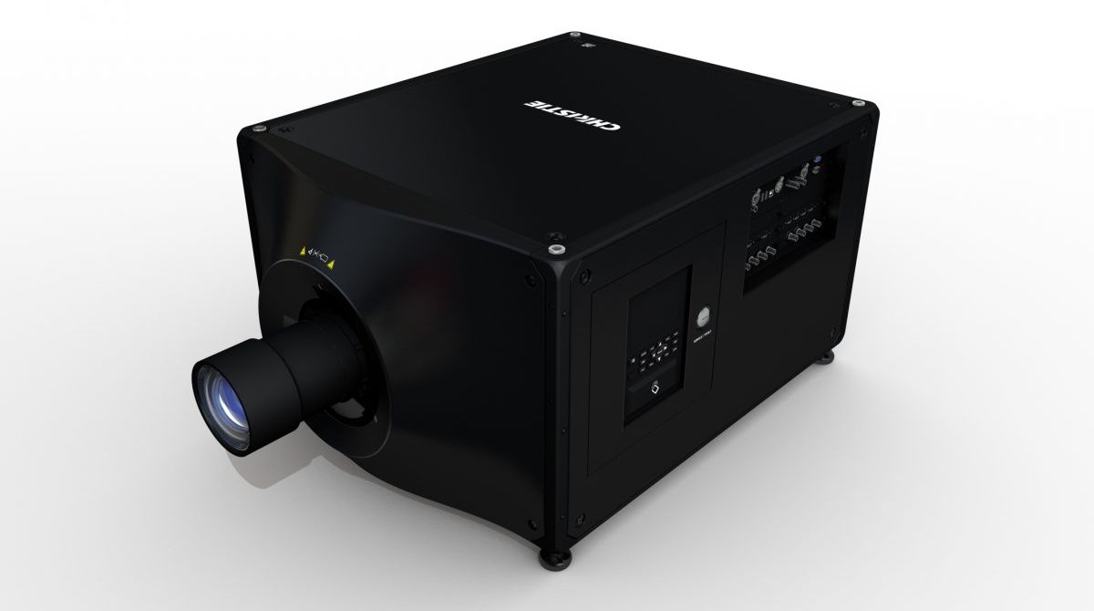 Christie presenta en Prolight + Sound soluciones de proyección, display y procesamiento