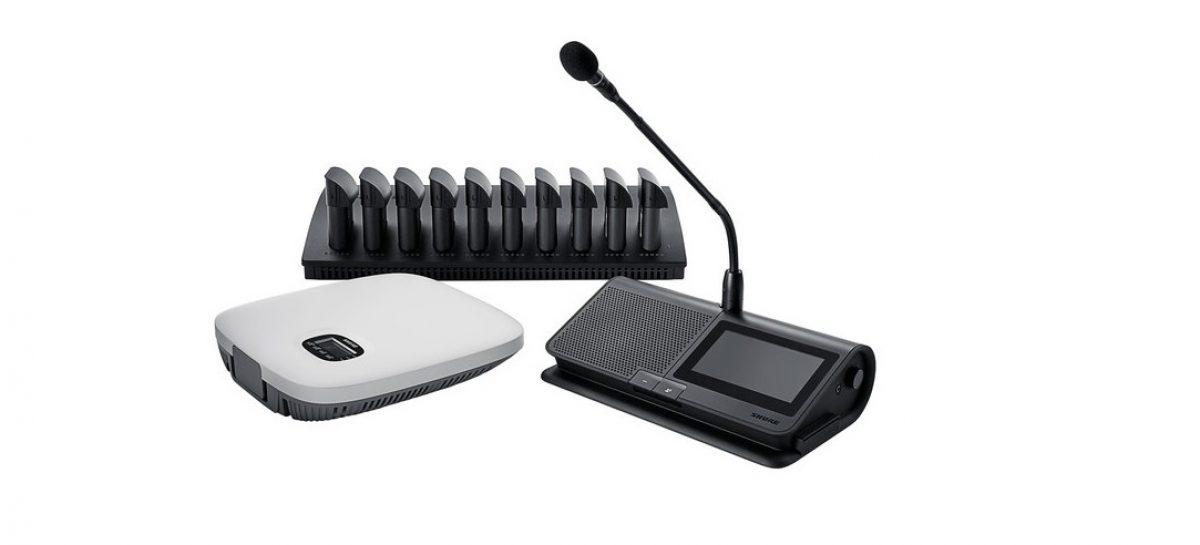 Microflex Complete Wireless de Shure, es la solución para reuniones