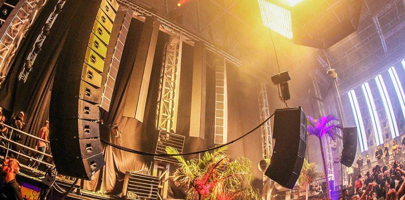 Clair Brothers pone el sonido a la rumba en Privilege Ibiza