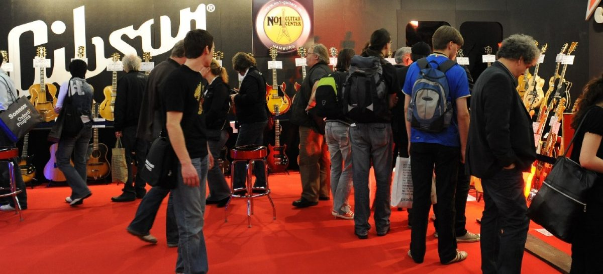 Musikmesse 2019 presenta The World of Vintage Guitars