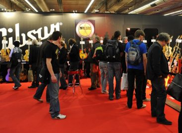 Musikmesse 2019 presenta The World of Vintage Guitars