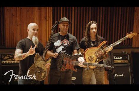 Fender se une a la fiebre de Game of Thrones con la Game of Thrones Sigil Collection