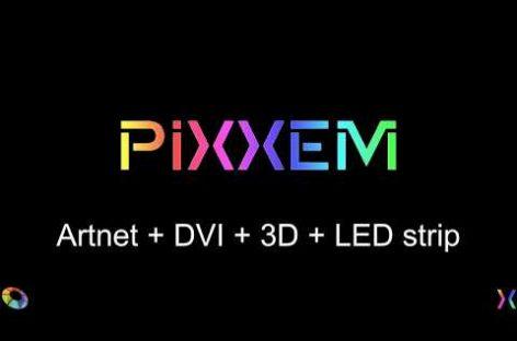 Chromateq presentó recientemente su software Pixxem