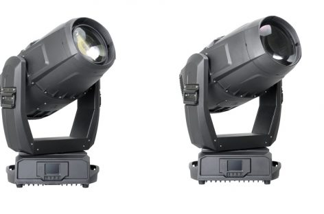 PR Lighting suma su 580 BWS /Beam a la AQUA Series