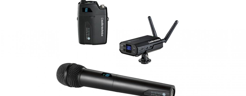 Conociendo el sistema inalámbrico para montaje en cámara System 10 de Audio-Technica