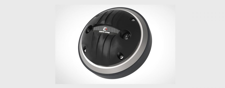 Pro Light + Sound 2019: Celestion anuncia nuevo driver de compresión CDX14-2410
