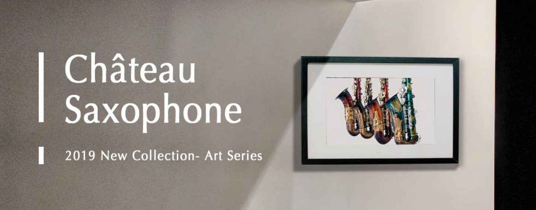 Château introduce los saxofones de la Art Series