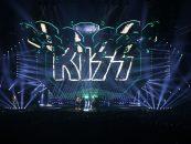 La gira mundial «End of the Road» de KISS, se iluminó con DARTZ 360 de Elation