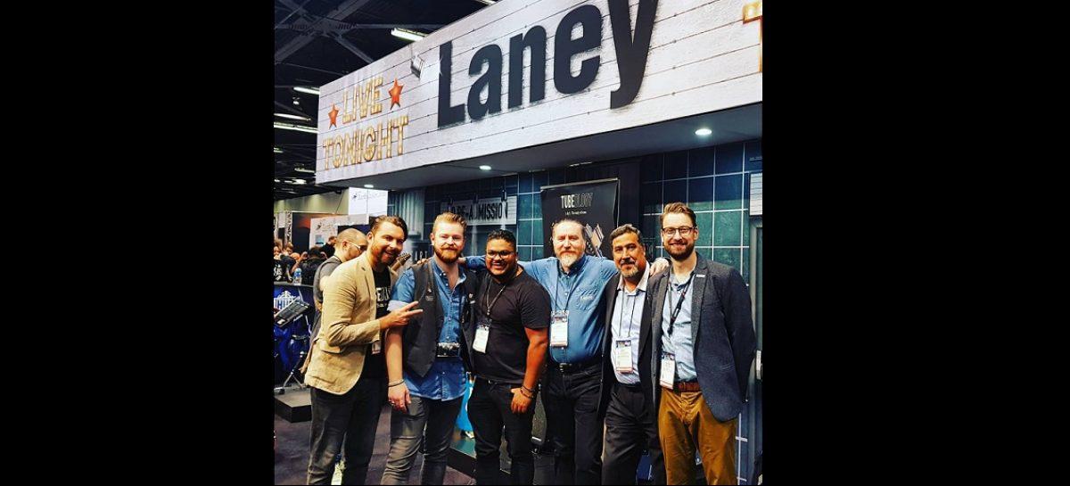 Laney hace cambios en América Latina