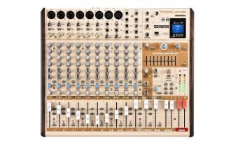 Phonic presenta su mezclador AM14GE