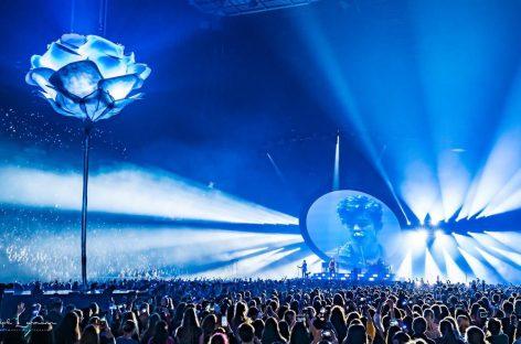 Las luminarias de Ayrton fueron elegidas para Shawn Mendes: The Tour