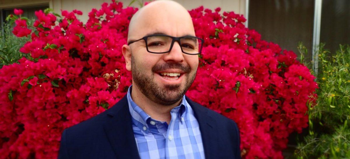 GLP US nombra a William Irwin como gerente de marca de Scenex Lighting