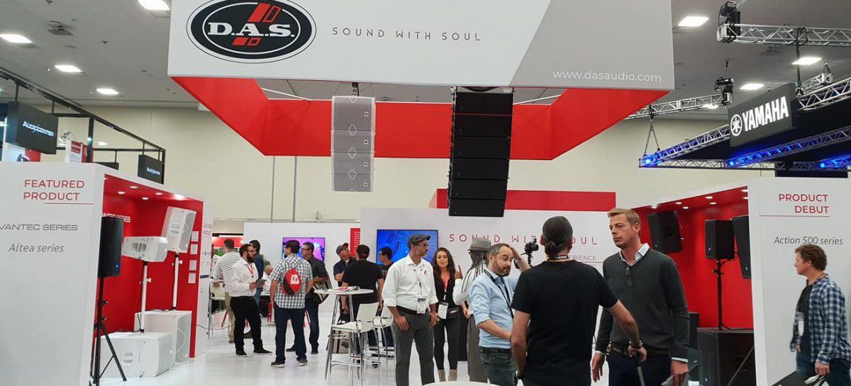 D.A.S Audio quiere renovar su imagen ante el mercado