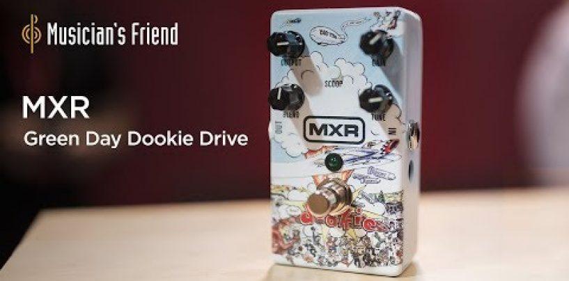 Dunlop celebra con Green Day, presentando el pedal MXR Dookie Drive