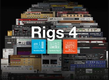 Propellerhead paquete de producción Rigs 4 para Reason 10